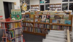 Child book corner